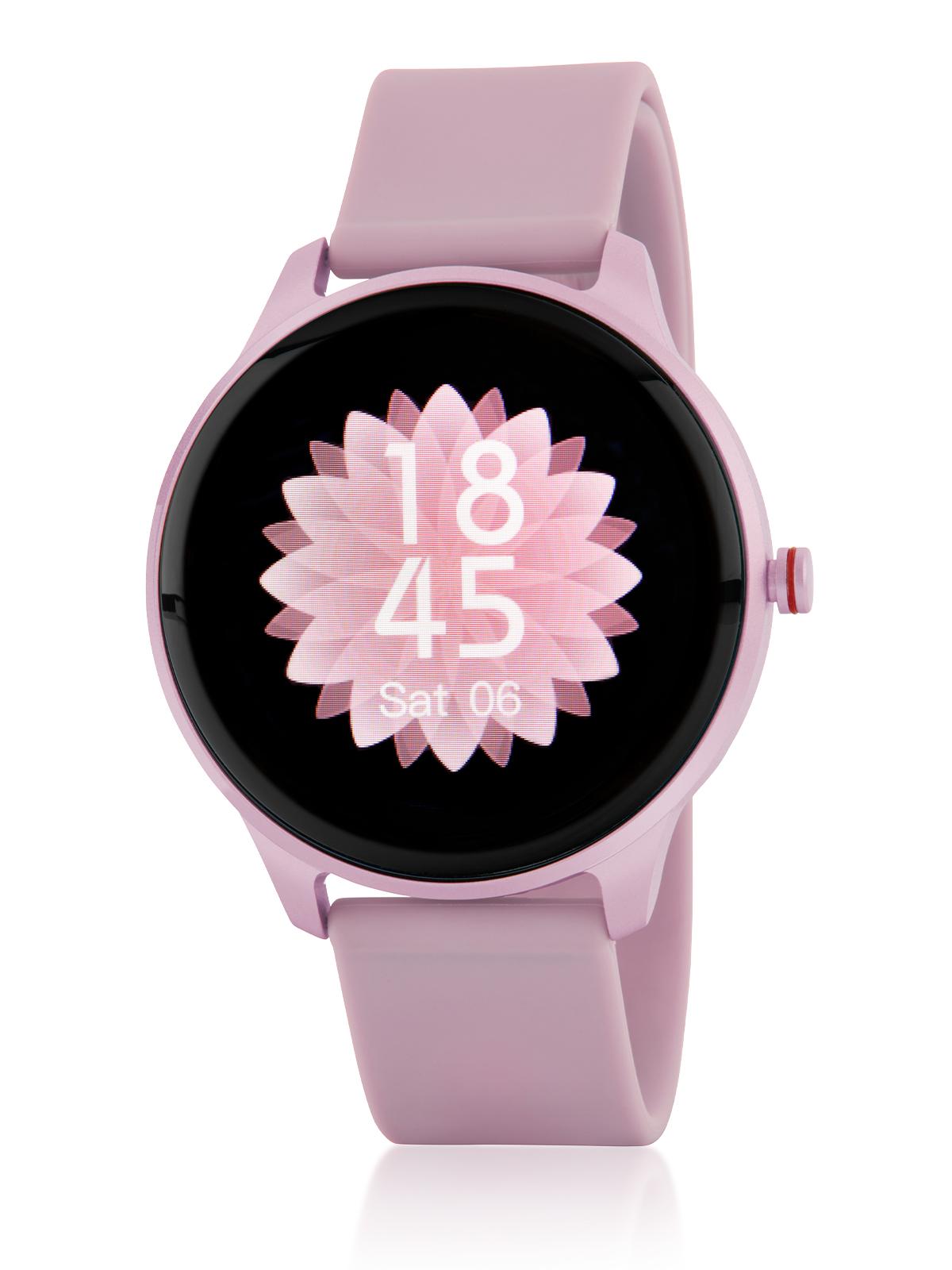 Reloj Smartwatch Marea B61001/1 color Negro con pantalla de 1,28 pulgadas, batería de 280 mAh, ( 7 días de uso y 15 días en Standby). Tamaño de la caja 44x44x10,8 mm. Impermeabilidad Ip 68, (resistente al agua). Los Smartwatch aún siendo resistentes al agua hay que tener especial cuidado con el vapor del agua caliente ya que puede filtrarse por los conductos de carga de la batería. Con este nuevo modelo de Smartwatch tienes el control sobre la imagen de la pantalla de inicio, pudiendo elegirla a tu gusto desde cualquier foto. Para mayor información sobrel el smartwatch o su configuracíon pinchen AQUÍ. Estas serían algunas de sus funciones: Información sobre calorías consumidas Distancia recorrida Establecer meta de pasos Pasos Monitorización del sueño Frecuencia Cardiaca Prueba automática FC Presión Sanguinea Oxigeno en sangre Personalizar pantalla de inicio etc…