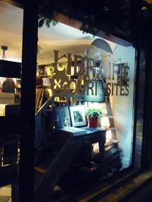 Librairie et curiosités à Quimper