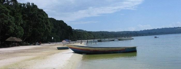 Bugala Island Beach
