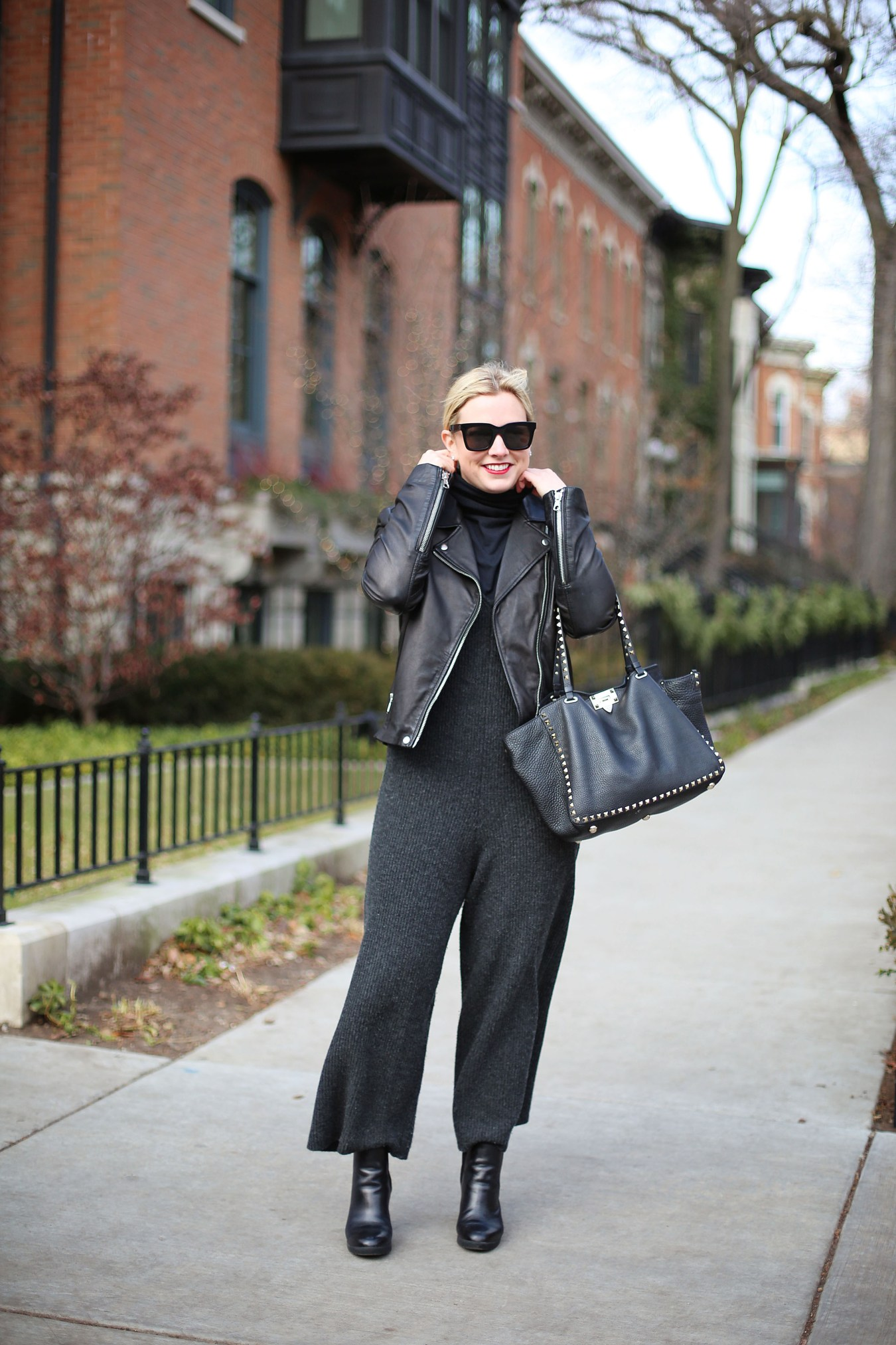 Madewell Knit Jumpsuit