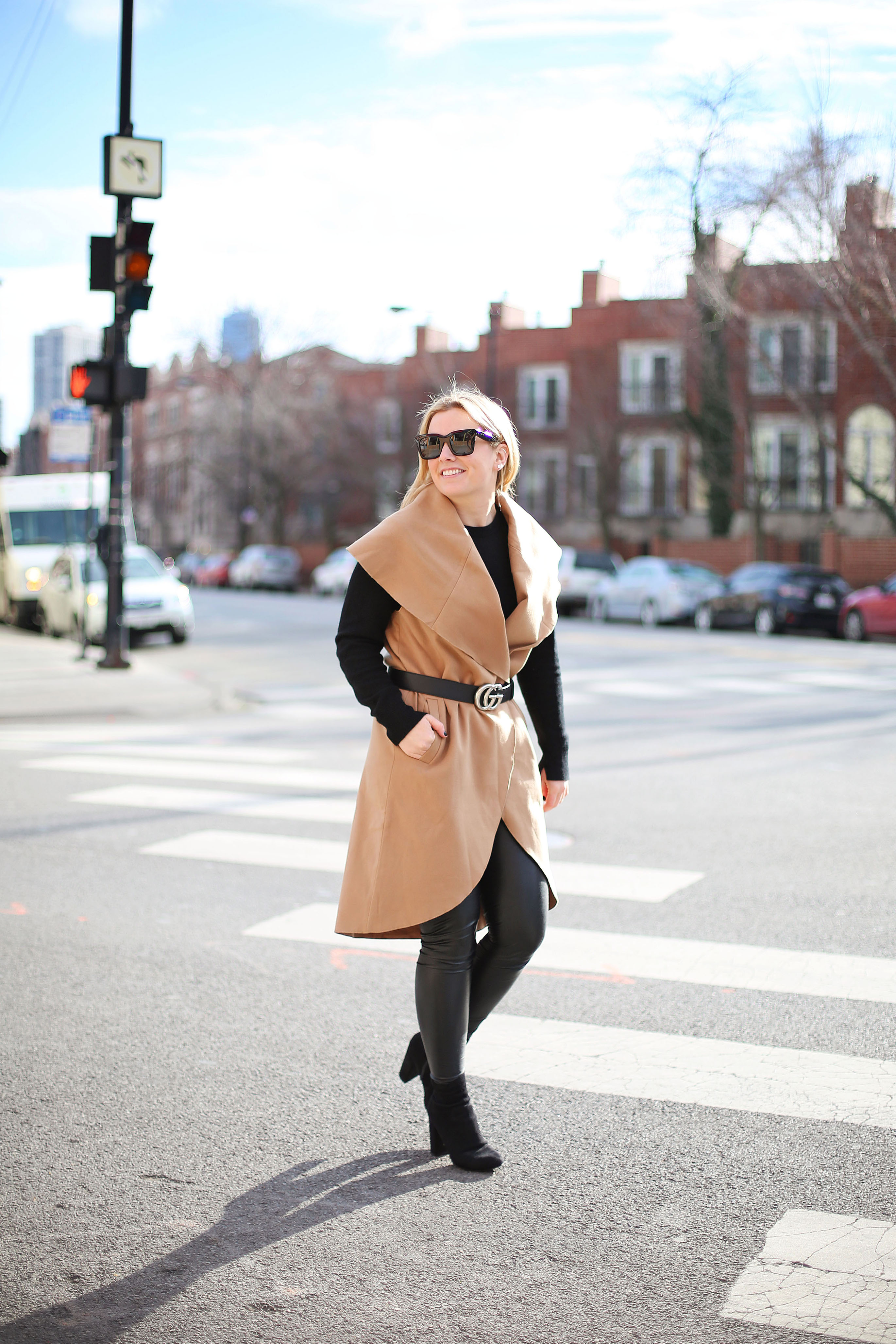 Olive and Pepper Vest