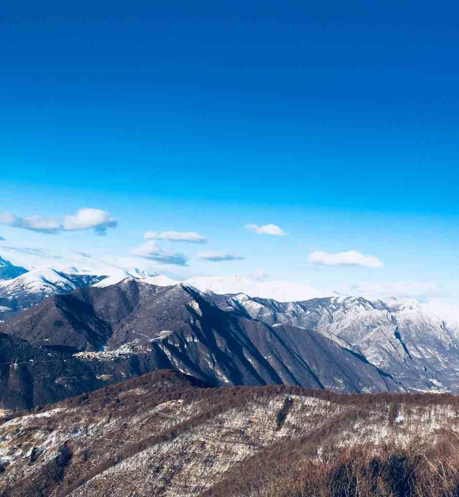 Mount Sighignola