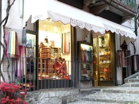 Silk Shop in Bellagio, Lake Como