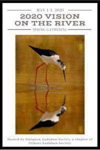 2020 Vision on the River - Emiquon - Illinois Audubon Spring Gathering @ Details to come   Illinois   United States