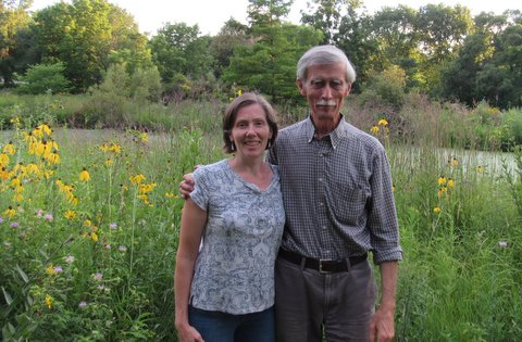Openlands Greenways Director and Land Conservancy of McHenry County board member Ders Anderson