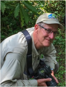 Stephen Barten - Veterinarian herpetologist wildlife photographer