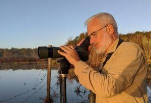 Balancing Science and Birdwatching: A Personal Journey @ Zoom Meeting - registration required