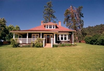 Gibson House at Kopje Regional Park in Carr's Landing