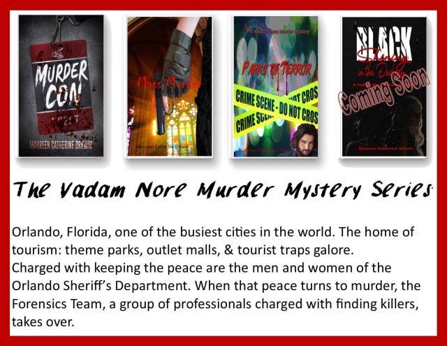 murder con book info