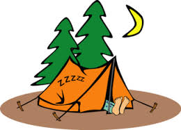 tent sleep