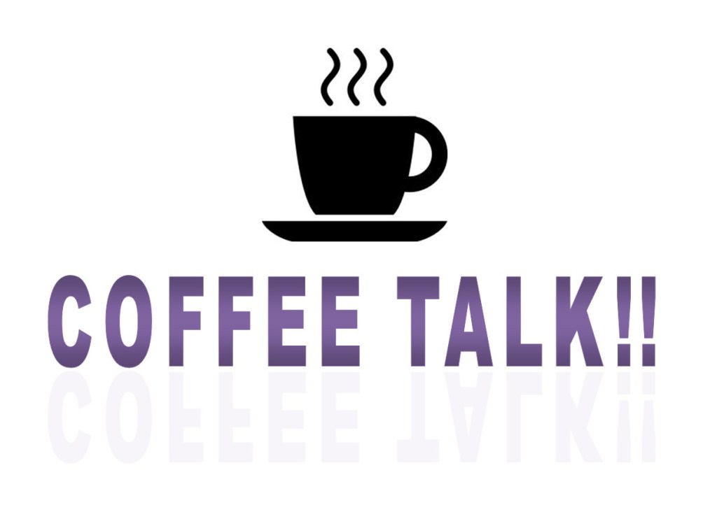 Coffee Talk at The Center / charla de café a El Centro