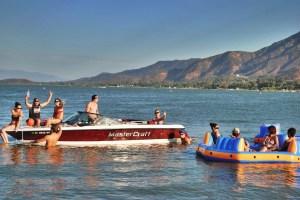 Lake Elsinore Boating Watersports