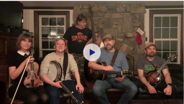 Video of Carolina Blue invitation to Bluegrass Band Lab