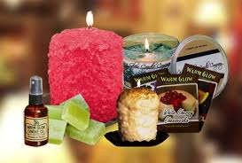 Warm Glow Candles