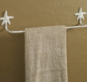 Starfish Towel Bar by Park Designs