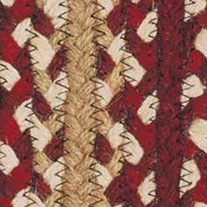 Checkerberry Braided Rugs by IHF