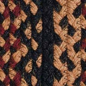 Blackberry Braided Rugs by IHF