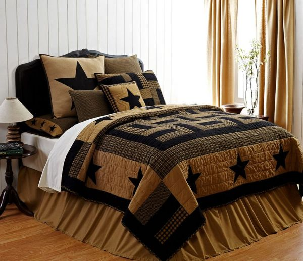 Delaware Quilt and Bedding by VHC Brands