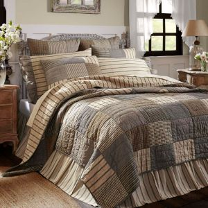 Sawyer Mill Farmhouse Bedding