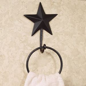 Barn Star Black Bath Accessories