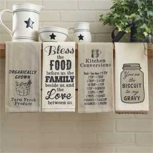 Decorative Towels