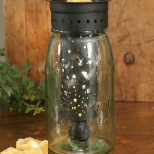 Mason Jar Wax Warmers