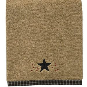 Star Vine Terry Towel by Park Designs