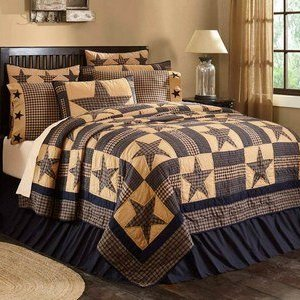 Teton Star Bedding by VHC Brands