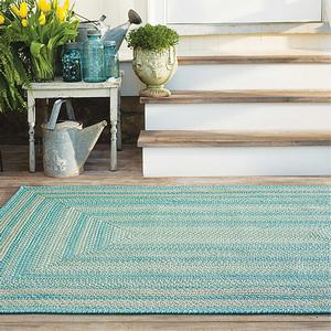 Ultra Wool Coastal Color Rugs by Homespice Decor