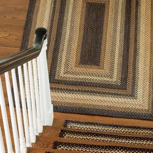 Jute Braided Rugs by Homespice Decor