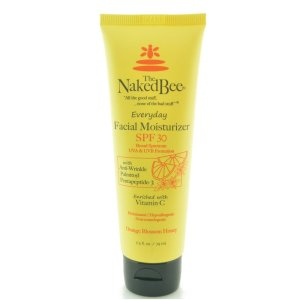 Naked Bee Everyday Facial Moisturizer SPF 30