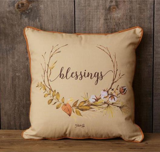 Blessings Pillow