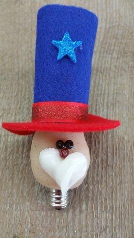 Uncle Sam Bulb