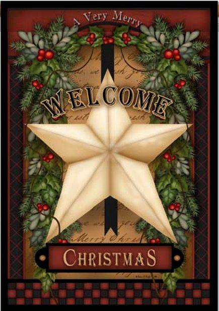 Christmas Star Flg