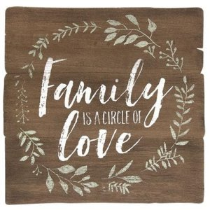 Sign - Family is a Circle of Love