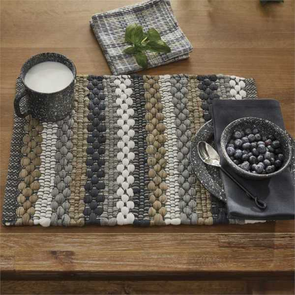 Hartwick Chindi Placemat by Park Designs