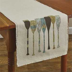 Paddles Table Runner