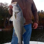 Lake Gaston Fishing…