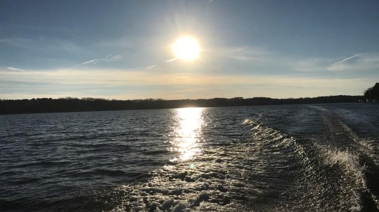 Lake Gaston Boating….
