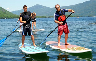 Lake George Kayak Co. SUP