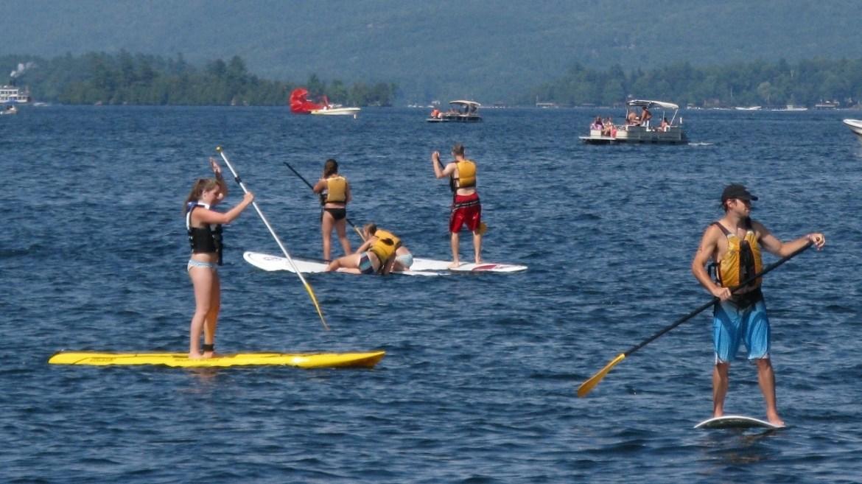 lake george paddle fest