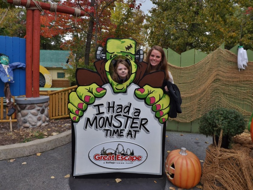 fright fest great escape lake george, NY