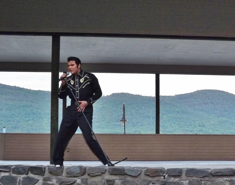 Elvis fest lake george