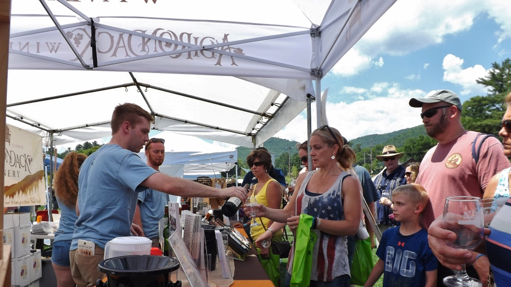 Adirondack Wine Food Fest To Host 80 Vendors 6000 Plus Expected
