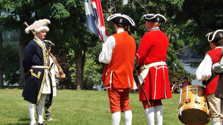 fort william henry surrender