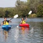 Free Kayak Use