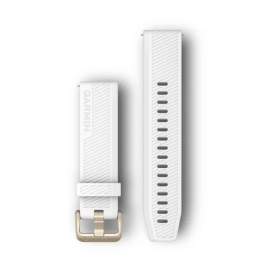 White with Light Gold Hardware