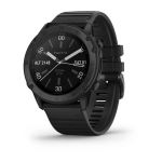 Premium Tactical GPS Watch with Silicone Band