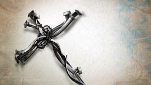 The nail cross