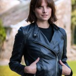 Women S Leather Biker Jackets Lakeland Leather